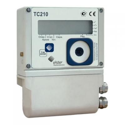 Корректоры объёма газа ТС210, ТС215